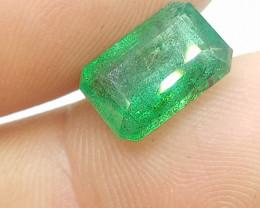 4.75cts Zambian  Emerald , 100% Natural Gemstone