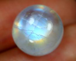 8.98Ct Rainbow Moonstone Natural Flash Rainbow Moonstone B1510