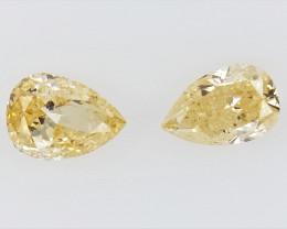 0.18 CTS Fancy shape Diamond ,  Fancy Color Diamond