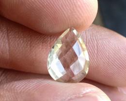 Green Amethyst Natural Genuine Gemstone VA5751