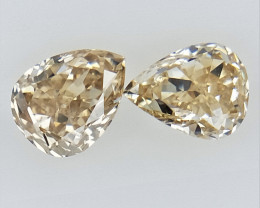 0.15 cts Fancy shape Diamond ,  Fancy Color Diamond