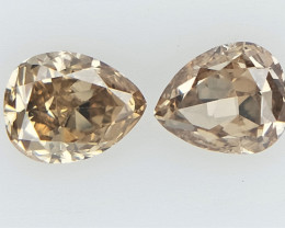 0.19 cst Fancy shape Diamond ,  Fancy Color Diamond