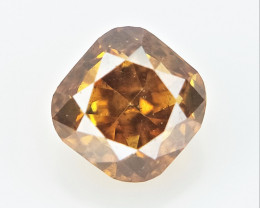 0.10 cts Fancy shape Diamond ,  Fancy Color Diamond