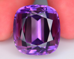 AAA Cut & Color 21.10 ct Untreated Amethyst ~ K1