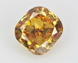 0.06 cts Fancy shape Diamond ,  Fancy Color Diamond