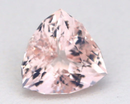 Morganite 2.29Ct VVS Precision Master Pear Cut Vivid Pink Morganite B1527