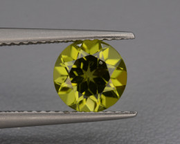 Natural Peridot  1.48  cts, Top Quality Gemstone