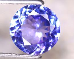 Tanzanite 1.40Ct Natural  VVS Purplish Blue Tanzanite D1808/D4