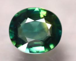 Sapphire 1.30Ct Natural Peacock Sapphire D1809/B25