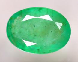 Emerald 1.92Ct Natural Zambia Green Emerald D1810/A37