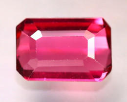 Rubelite 0.80Ct Natural Rubelite Tourmaline D1811/B48