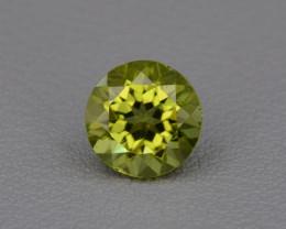 Natural Peridot  1.59  cts, Top Quality Gemstone