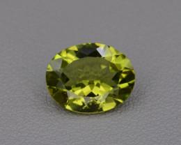 Natural Peridot  2.36  cts, Top Quality Gemstone