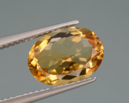 Natural Citrine  2.93   Cts, Top Quality Gemstone