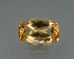 Natural Citrine  3.32  Cts, Top Quality Gemstone