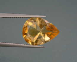 Natural Citrine  5.97  Cts, Top Quality Gemstone