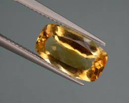 Natural Citrine  3.91   Cts, Top Quality Gemstone