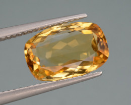 Natural Citrine  4.02  Cts, Top Quality Gemstone