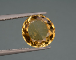 Natural Citrine  4.26  Cts, Top Quality Gemstone