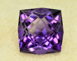 Quality Cutting11.70 Ct Sparkling Color Natural Amethyst