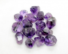 310 CT Beautiful Top Rough Amethyst From Africa