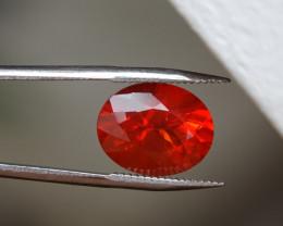 1.85ct Firey Opal - Intense Orange !!! - mexico -