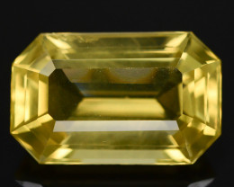 Citrine 24.00 Ct Natural Yellow Color Citrine t