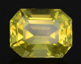 Citrine 6.65 Ct Natural Yellow Color Citrine t