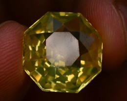Citrine 12.50 Ct Natural Yellow Color Citrine t