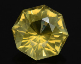 Citrine 9.65 Ct Natural Yellow Color Citrine t