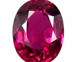 Tourmaline 1.57 Cts Pink Portuguese cut BGC1989