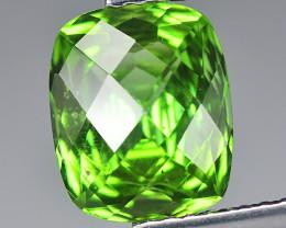 Pakistan Peridot 2.09 Cts Green Quantum cut BGC233