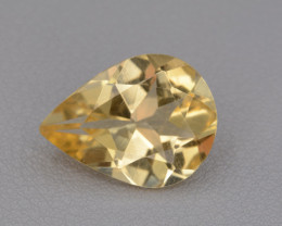 Natural Citrine  6.01  Cts, Top Quality Gemstone