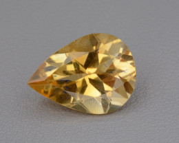 Natural Citrine  6.74  Cts, Top Quality Gemstone