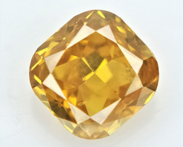 0.10 cts Fancy shape Diamond ,  Fancy Color Diamond