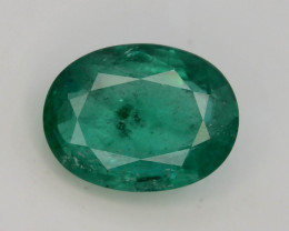 AAA Grade 2.25 Ct Natural Zambian Emerald