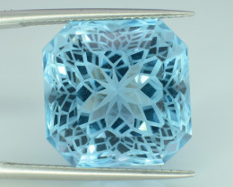 25.95 ct Swiss Topaz Fancy cut