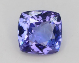 AAA Grade 0.75 ct Tanzanite eye catching Color~KJ