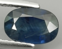 1.20 CTS EXCELLENT NATURAL ULTRA RARE MADAGASCAR BLUE SAPPHIRE