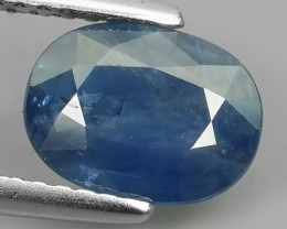 1.60 CTS EXCELLENT NATURAL ULTRA RARE MADAGASCAR BLUE SAPPHIRE