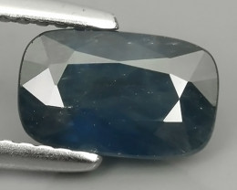 1.90 CTS EXCELLENT NATURAL ULTRA RARE MADAGASCAR BLUE SAPPHIRE