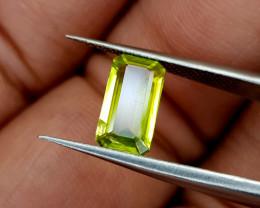 1.38Crt Sphene Color Change Natural Gemstones JI20