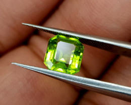 1.75Crt Peridot Pakistan Natural Gemstones JI20