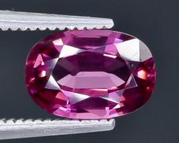 1.86 Crt Grape Garnet Faceted Gemstone (Rk-91)