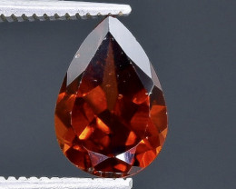 2.20 Crt Garnet Faceted Gemstone (Rk-91)
