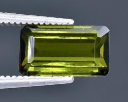 2.15 Crt Tourmaline Faceted Gemstone (Rk-91)