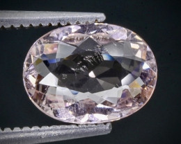 1.52 Crt Morganite Faceted Gemstone (Rk-91)
