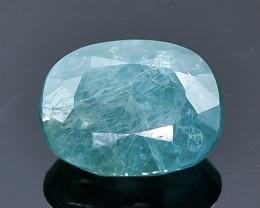 3.15 Crt Natural Grandidierite Faceted Gemstone.( AB 15)