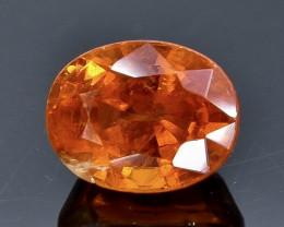 1.79 Crt Natural Spessartite Garnet Faceted Gemstone.( AB 15)
