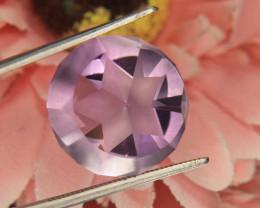 Master Cut Moon And Star Amethyst Gemstone Cut by Master Cutter
